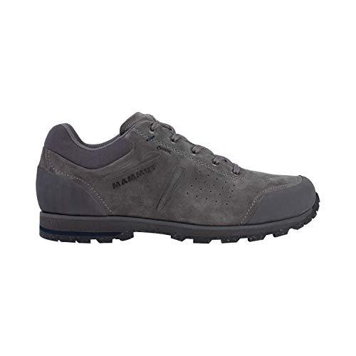 Mammut Herren Zapatilla ALVRA II Low GTX Sneaker, Dark Titanium/Marine, 44 2/3 EU