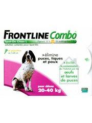Frontline Spot-On Combo Chien L Format Economique