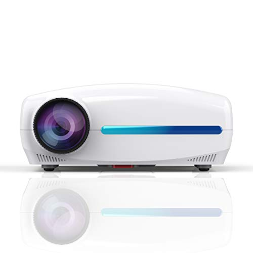 WZATCO S2 Improved Android 9.0 4K Projector