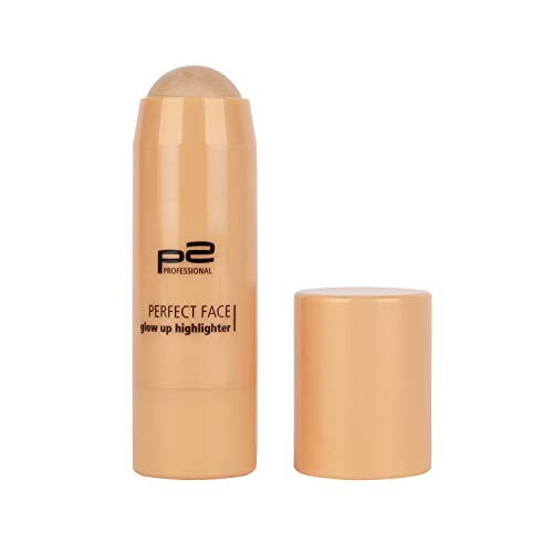 p2 cosmetics Teint Make-up Highlighter 177727 Perfect Face Glow Up Highlighter
