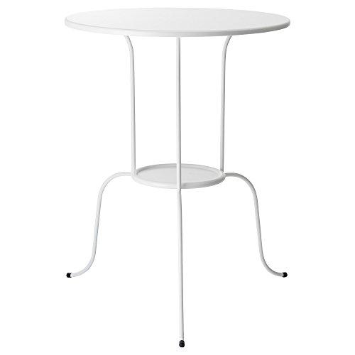 IKEA(イケア) LINDVED 60161580 サイドテーブル, ホワイトの写真