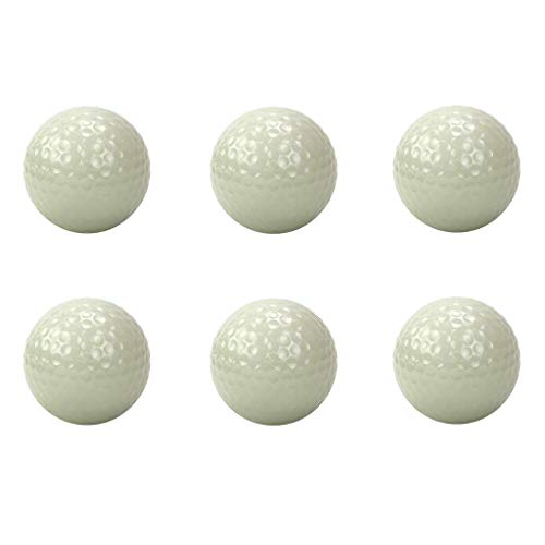 HomeDecTime Club de Golf Luminoso Nocturno de 6 Piezas
