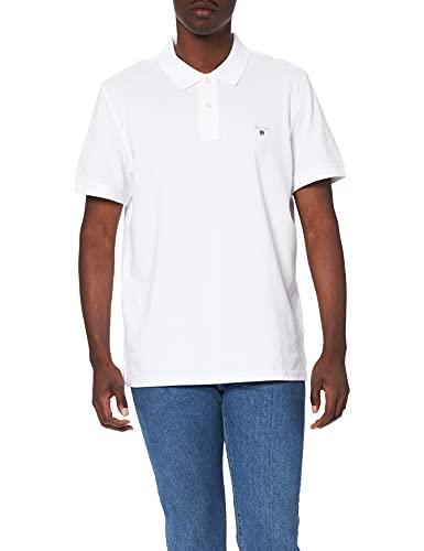 Gant - 2201 - Polo - Homme - blanc - XX-Large