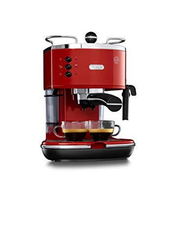 Delonghi ECO311.R Icona Eco Machines à Café, 1100 W,...