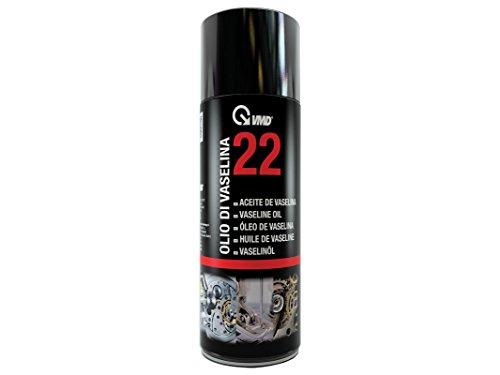 VMD 22 Spray Professionale, Trasparente