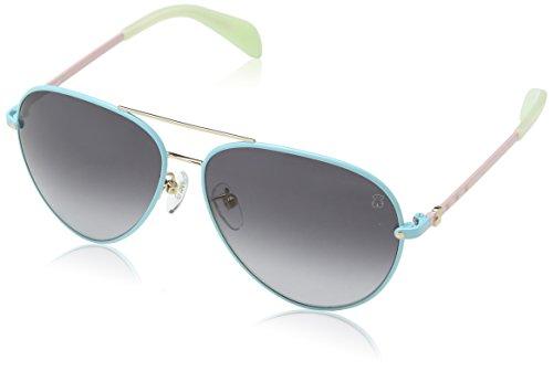 Tous 332-0SG1, Gafas de Sol, Azul/Verde, talla única