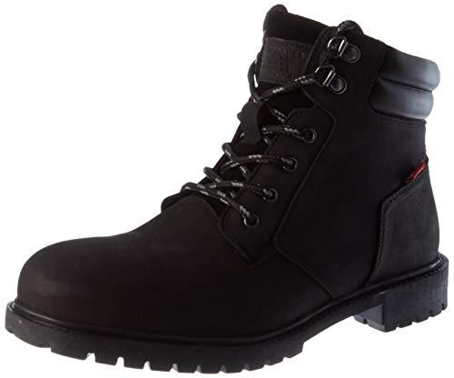 LEVIS FOOTWEAR AND ACCESORIAS Hodges 2.0 - Zapatillas para hombre, color negro brillante, 44