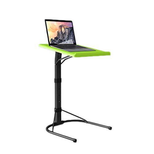 XINGDONG Scrivania da Computer Tavolino da Letto Portatile Tavolo da Giardino Pieghevole Tavolino da Comodino Portatile