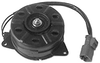 A//C Condenser Fan Assembly-Air Conditioning Fan Assembly fits 01-05 Civic 1.7L