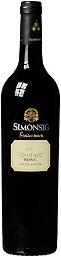 Simonsig Redhill Pinotage 2016 (1 x 0.75 l)
