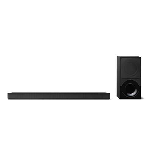 Sony Barra de sonido HT-X9000F de 2.1 canales con Dolby Atmos/DTS:X y Bluetooth