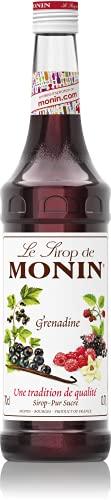 Monin Sirup Grenadine, 1er Pack (1 x 700 ml)