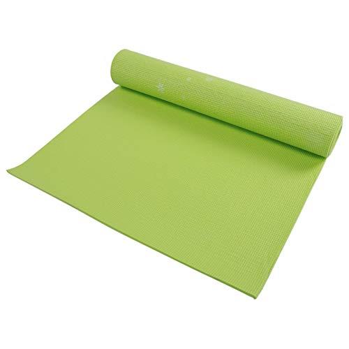 KUIDAMOS La Aptitud Duradera del PVC equipa la Estera de la Yoga portátil, para la Aptitud