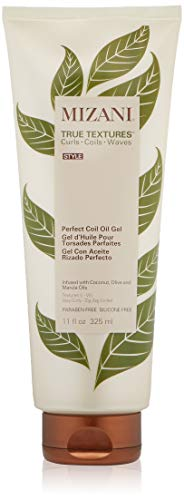 MIZANI True Textures Perfect Coil Oil Curl Gel, 11 Fl Oz