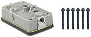 Robur Bremse Air Brake Compressor Cylinder Head W/Plate Kit for Detroit Bendix 596