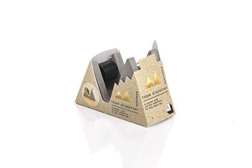 SUCK UK Concrete Tape Dispenser サックユーケー コンクリート テープ ディスペンサー テープカッター セロテープ デスク オフィス用品 イギリス雑貨