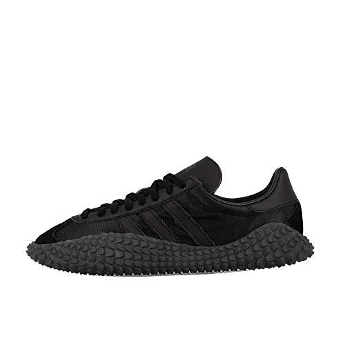 adidas Country x Kamanda Never Made - Gorra, color negro, color Negro, talla 45 1/3 EU