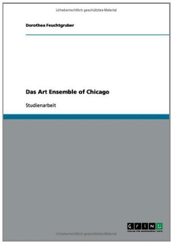 Das Art Ensemble of Chicago (German Edition)