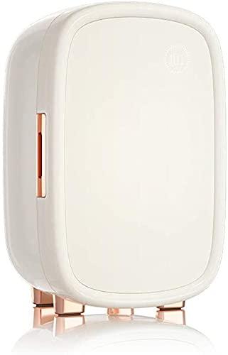 Mini Nevera De Belleza Refrigerador Lujoso Del Cuidado De La Piel Del Maquillaje Refrigerador Cosmético Profesional Amigable Con El Medio Ambiente Regalo Para Mujeres Niñas (12L) ( Color : White )
