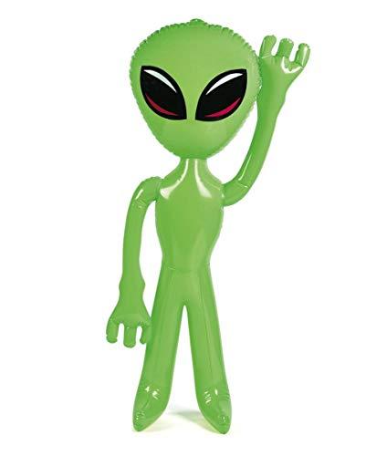 Horror-Shop Aufblasbares Alien 91cm als Deko-Figur