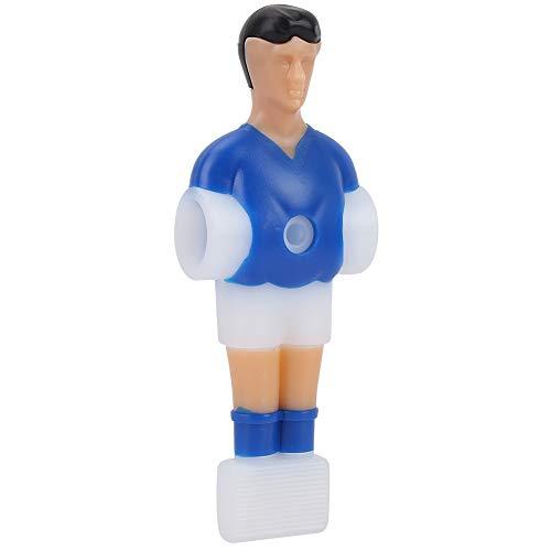 Esenlong futbolín, Futbolín jugador de fútbol juegos mini humanoide muñeca de plástico de la mesa de fútbol de la máquina de accesorio