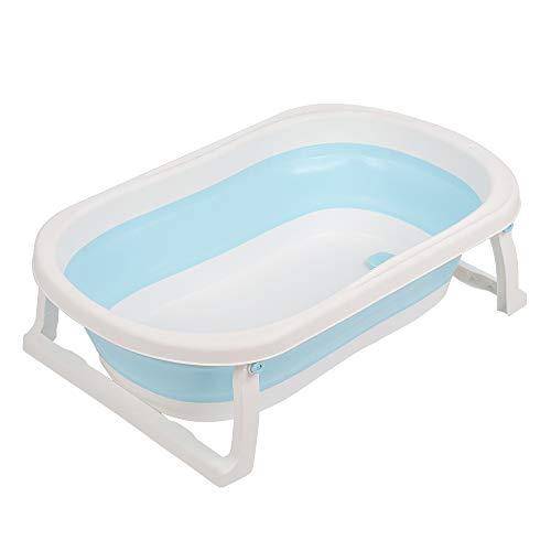 belupai faltbare Baby-Badewanne für Neugeborene, Baby-Badewanne