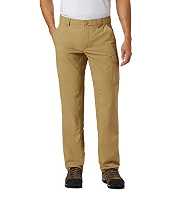 Columbia Men's Standard Smith Creek Pant, Crouton, 36x34