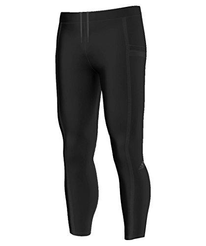 Adidas Bas de survêtement Long pour Homme Adistar Taille L Noir - Noir