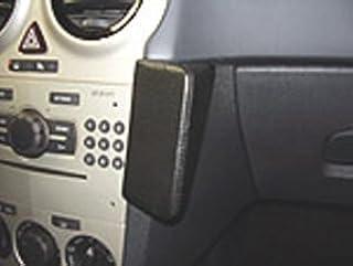Haweko Telefonkonsole Für Opel Corsa D Bj 10 06 Premium Leder Schwarz
