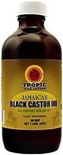 Tropic Isle Living Jamaican Black Castor Oil 4oz