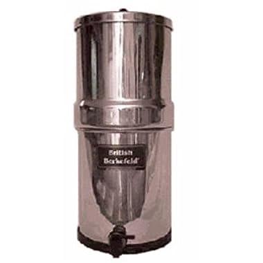 Big Berkey BK4X2-CF With 2 9  Ceramic Filters