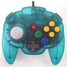 Hori Mini Pad 64 - Ocean Blue Controller [N64 Japanese Import]