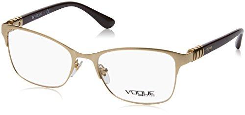 Vogue Damen 0Vo4050 Brillengestell, Braun (Pale Gold), 66
