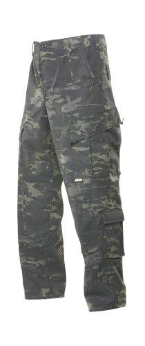 Tru-Spec Pantalon Tactique pour Homme, Mixte, 1236026, Multicam Black, XL Long