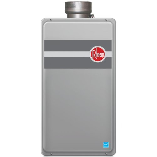 8.4 GPM RTG-84DVLN Low NOx Direct Vent Tankless Natural Gas Water Heater by Rheem