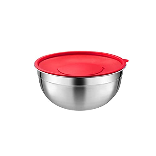 Mixing Bowls,Stainless Steel Mixing Bowls ,Mixing Bowls with Airtight Lids,mixing bowl,For Baking Cooking Serving Mixing Prepping Food Storage