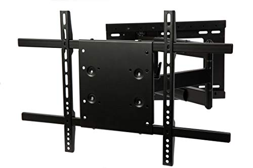 "THE MOUNT STORE TV Wall Mount for Hisense 65"" Class LED H9F Series 2160p Smart 4K UHD TV with HDR Model 65H9F VESA 400x200mm Maximum Extension 33 inches"