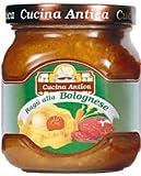 Cucina Antica - Salsa boloñesa - Caja con 12 tarros de 200 g cada uno