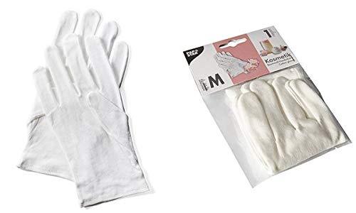 PAPSTAR Gant EN Coton, Taille: L, blanko