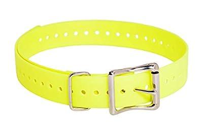 SportDOG Brand 1 Inch Collar Strap, Yellow by SportDOG Brand