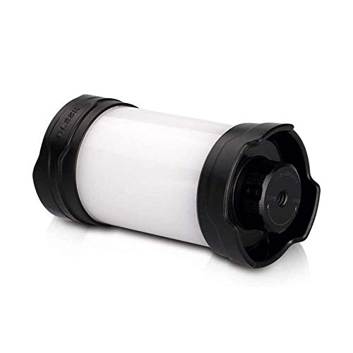 WANGIRL Beleuchtung Kampierende helle wasserdichte bewegliche Energie im Freien USB, das miniTent auflädt, beleuchtet ABS + Aluminiumlegierungsmaterial Lumen 330LM Schwarzes 100 * 57 * 123MM Möbel