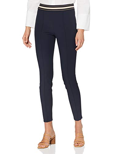 BOSS Womens Salungi7 Pants, Open Blue (466), 38