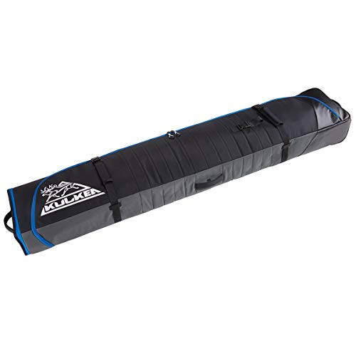 KULKEA Double Roller Ski Bag