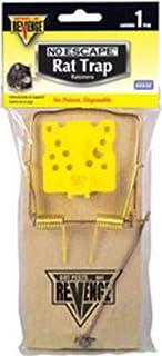 BONIDE Products 917437 Revenge No Escape Rat Trap, 1 Trap