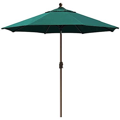 EliteShade Sunbrella 9Ft Market Umbrella Patio Umbrella