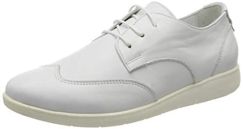 Andrea Conti 1479603, Zapatillas Mujer, Blanco (Weiß 001), 40 EU