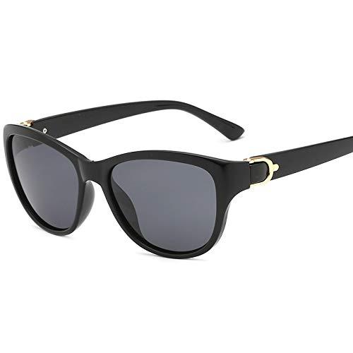 Gafas de Sol Sunglasses Gafas De Sol Polarizadas A La Moda para Mujeres Y Hombres, Gafas De Sol De Conducción Vintage De Diseñador De Lujo, Gafas Masculinas Uv400 C1