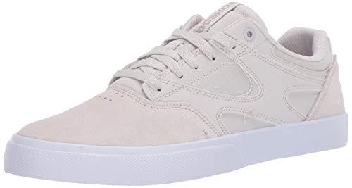 DC Shoes Kalis Vulc - Zapatos de skate para hombre, Negro, 13