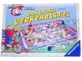 Das große Verkehrsspiel- Als Fahrradkurier durch die Stadt