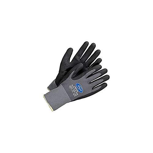 KORSAR® Kori-Nox Größe 10 / XL Arbeitshandschuhe schwarz/grau Arbeitsschutz
